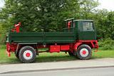 Old British Truck