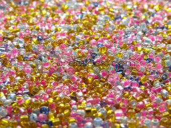 beads background 4