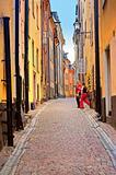 Stockholm in summertime