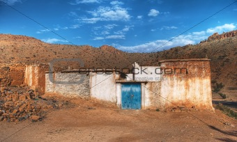 Old  house in Morocco
