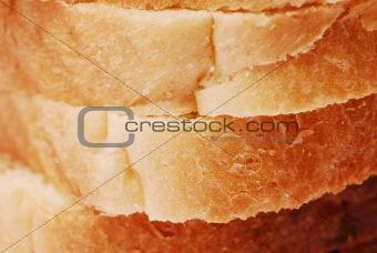 bread crust closeup
