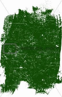 Grunge elements - Large Grunge Square 3