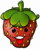 Smiling Strawberry