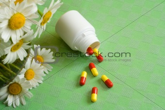 Anti allergy pills