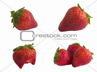 fresh strawberrrys