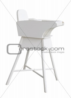 Old Fashioned Highchair