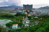 Taipa village and casino