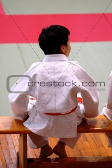 Karate kids