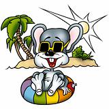 Mouse Hawai