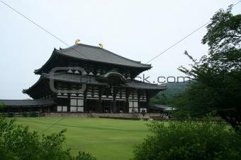 Todaiji Ancient Temple, Nara, Japan