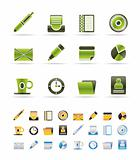 Office &amp; Business Icons
