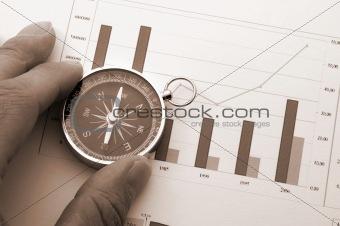 business compass