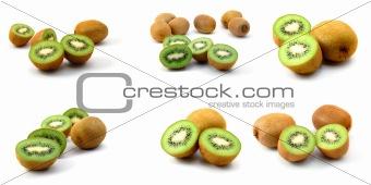 kiwi fruit collection