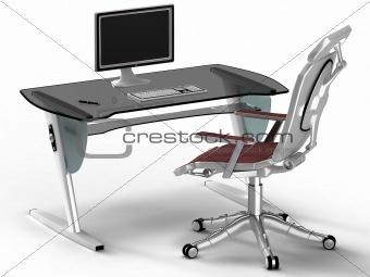 Office-style high-tech