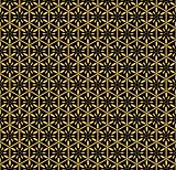 Seamless decorative pattern.