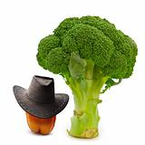 cool vegetables