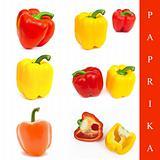 paprika set