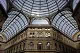 Galleria Umberto  in Naples (Italy).