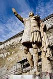 Statue of Nonius Balbus (Herculaneum)