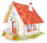 Little fairy house