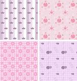 girly patterns