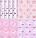 girly patterns