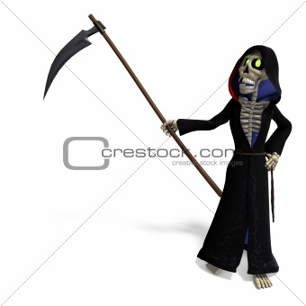 funny cartoon reaper