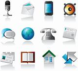 comunication icons
