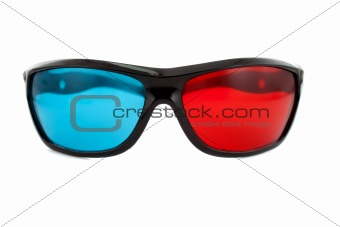 3d glasses directly