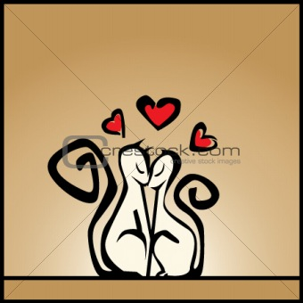 Love - cats