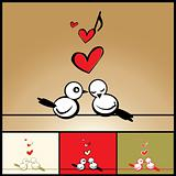 Love - birds