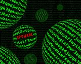Spyware among spheres of machine code