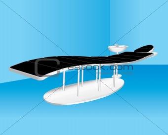 Modern/Futuristic Dentist Chair