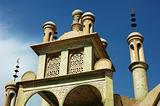 Mosque in Sinkiang China
