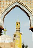 Islamic mosque