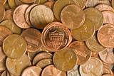 One Cent Pennies