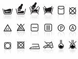 Laundry and Textile Care Symbols