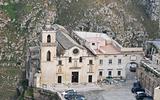 St. Pietro Caveoso Church. Matera. Basilicata.