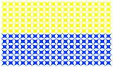 Ukraine national flag Icon of Ukraine flag background