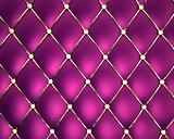 Purple genuine leather pattern background