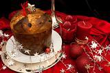 Italian Panettone For Christmas