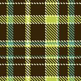 Seamless checkered vector pattern