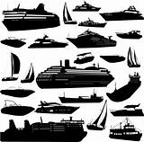 collection of sea transportation 1