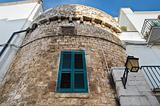 Historical tower. Conversano. Apulia.