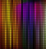 vector colorful abstract metallic