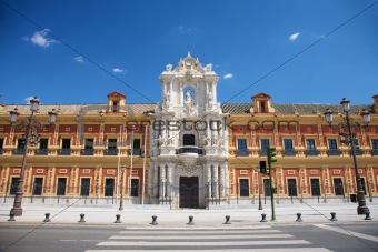 Saint Telmo Palace