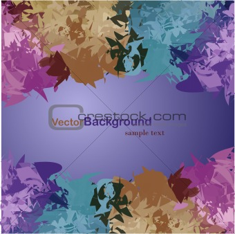 An Abstract Background