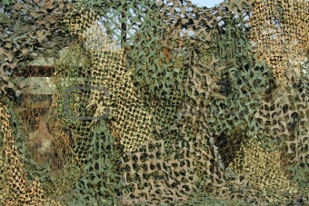 Camouflage Mesh