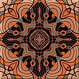 black brown pattern