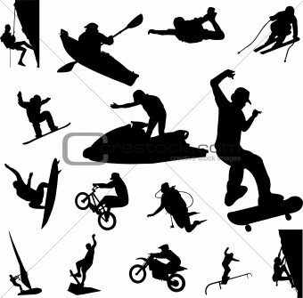 extreme sports outline Argumentative essay: the importance of sports participation in sports is extremely important, and should be encouraged much more children and young people in particular need to do sport so that they develop good habits that they can continue into adulthood.